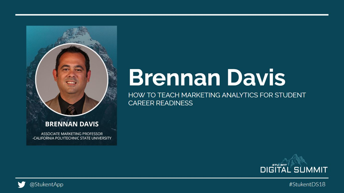 How to Teach Marketing Analytics for Student Career Readiness