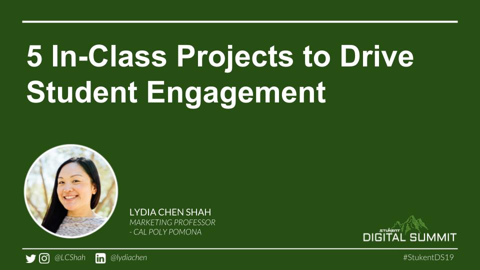 5 Engaging Projects for Your Digital Marketing Course