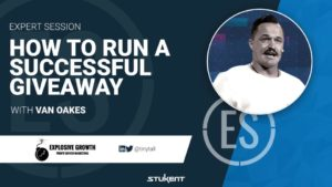 How to Run a Successful Giveaway