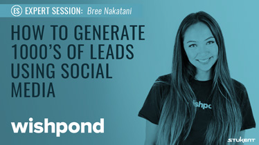 How To Generate 1000's Of Leads Using Social Media