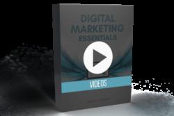 Digital Marketing Essentials & Course Videos