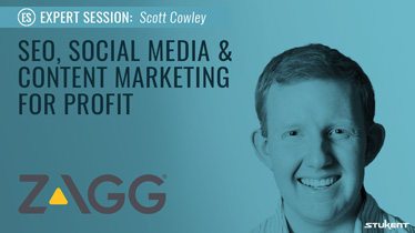 SEO, Social Media, & Content Marketing For Profit with Scott Cowley