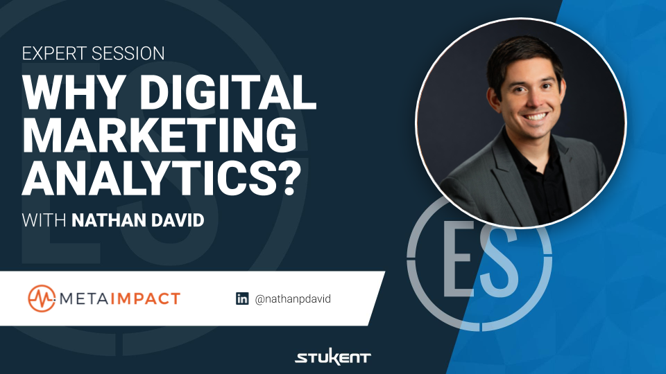 Why Digital Marketing Analytics?